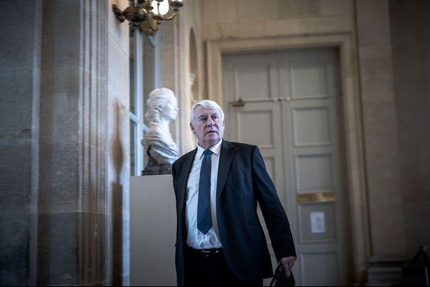 Claude Goasguen à l'Assemblée nationale, le 4 février dernier.