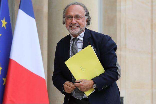 Olivier Dassault, le 19 juin 2019.