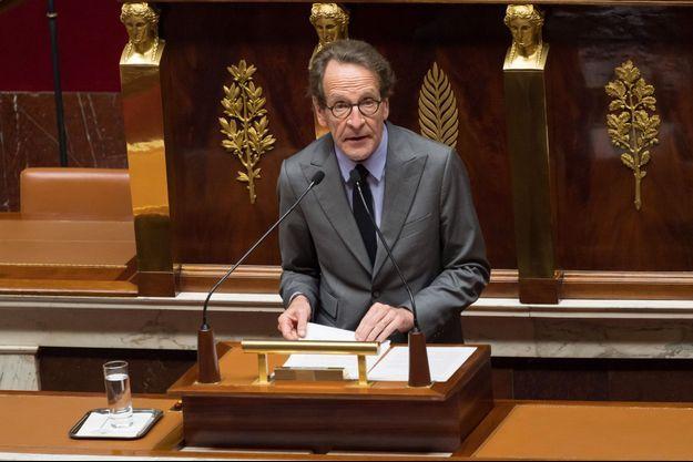 Gilles Le Gendre, ici à l'Assemblée mercredi.