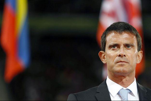 Manuel Valls a présenté la démission de son gouvernement