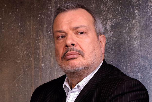Le journaliste Périco Légasse, ici en 2019