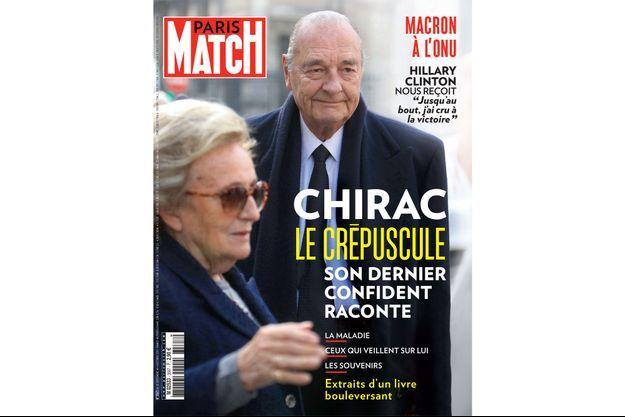 La Une de Paris Match numéro 3567.