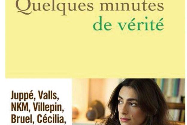 """La couverture de """"Quelques minutes de vérité"""" d'Anna Cabana."""