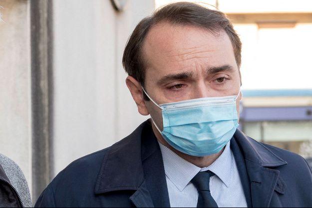 Le maire LR de Bron (métropole de Lyon), Jérémie Bréaud, ici en novembre dernier.