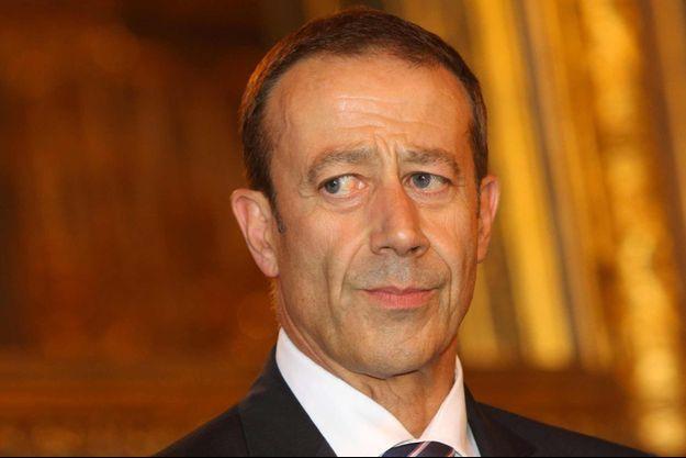 Alain Gardère en 2011.