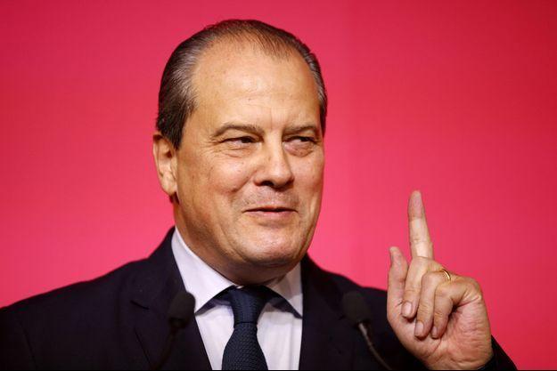 Le premier secrétaire du PS, Jean-Christophe Cambadélis, fin décembre.
