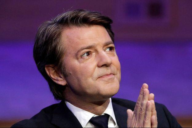 François Baroin le 22 mars dernier, à Paris.