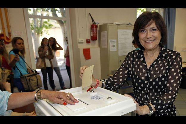 Marie-Arlette Carlotti, élue dans la cinquième circonscription des Bouches-du-Rhône.