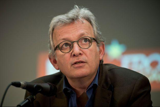 Pierre Laurent en mars dernier.