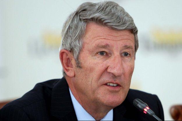 Philippe de Villiers en Russie en août 2014.