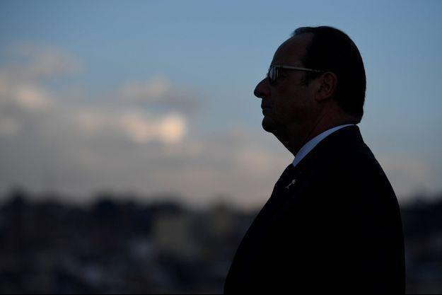 François Hollande à Madagascar, le 26 novembre.