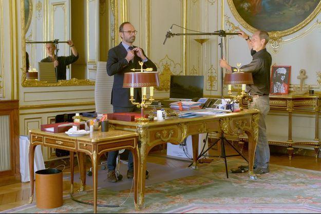 Le documentaire de Laurent Cibien sur Edouard Philippe a été présenté en avant-première dimanche dernier au Fipadoc, à Biarritz.