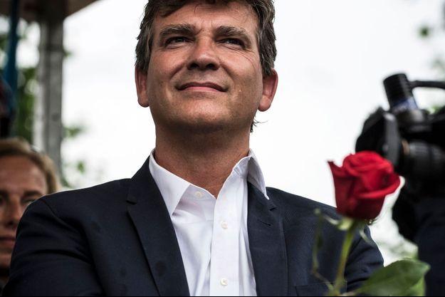 Arnaud Montebourg apparaît pour le premier des frondeurs pour 9% des sondés.