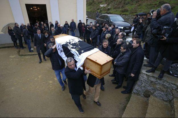 Les obsèques se sont déroulées dans le village de Lozzi en Haute-Corse.