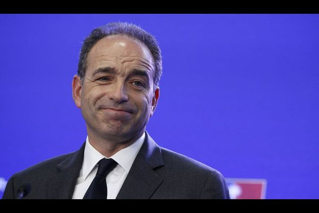 Jean-François Copé, le 23 avril dernier.