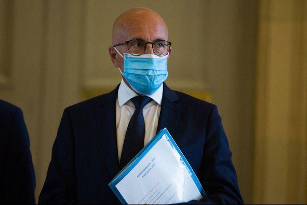 Le député LR des Alpes-Maritimes Eric Ciotti, ici fin juin à l'Assemblée.