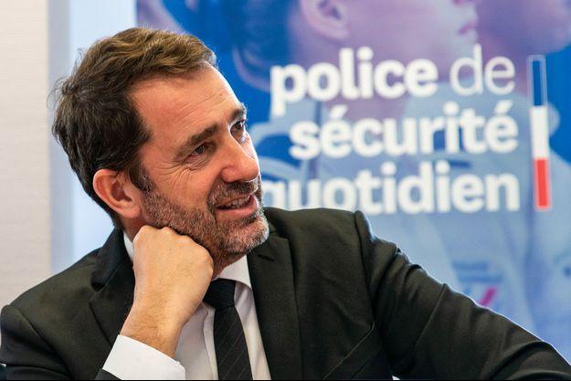 Christophe Castaner, en avril 2019.