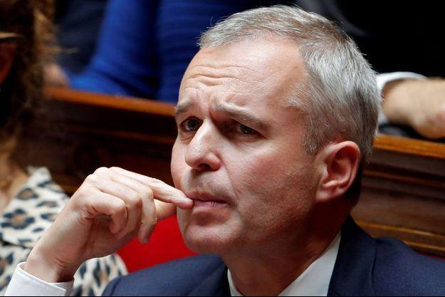 François de Rugy à l'Assemblée nationale en septembre 2018