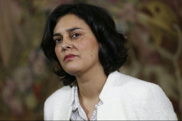 Myriam El Khomri, vendredi 11 mars.