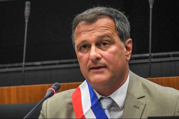 Louis Aliot ici en juillet à Perpignan.
