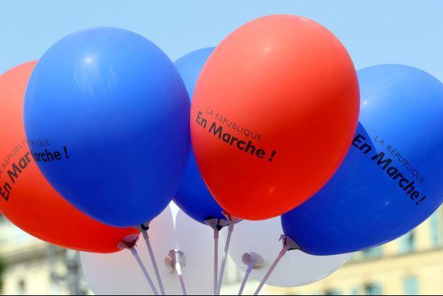 Une centaine de membres de La République en marche ont annoncé leur départ du parti (image d'illustration)