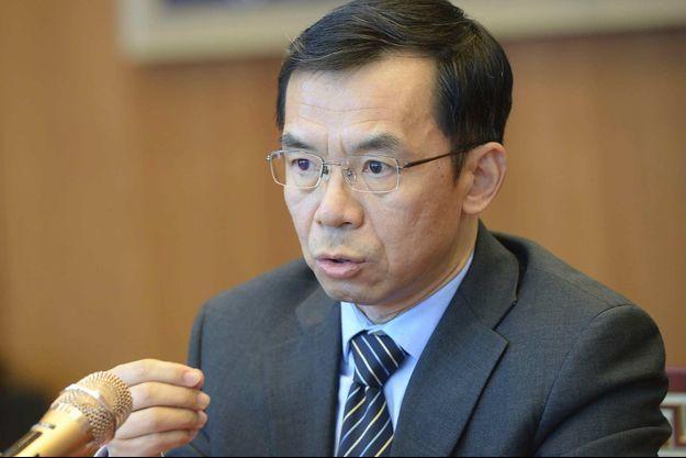 Lu Shaye, l'ambassadeur de Chine en France.
