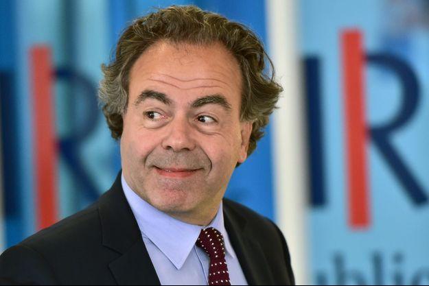 Luc Chatel quitte la vie politique.