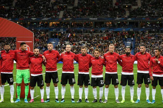 France-Albanie, le 7 septembre 2019.