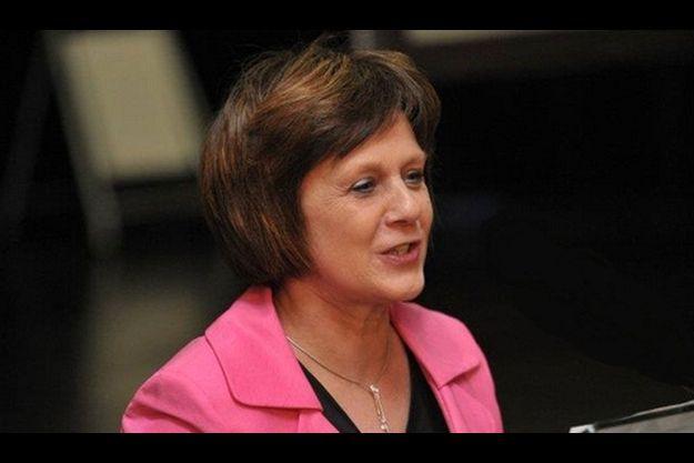 Nicole Thomas, maire de Bischwiller, prend position contre le mariage homosexuel.