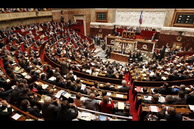 L'Assemblée nationale (photo d'illustration).