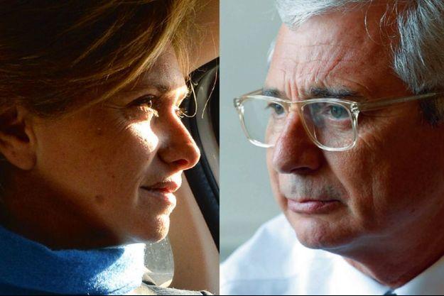 Valérie Pécresse et Claude Bartolone