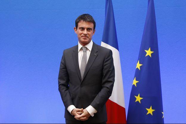 Manuel Valls le 4 décembre.