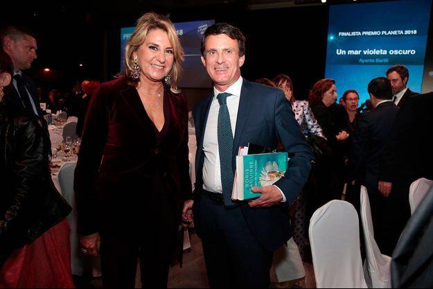Susana Gallardo, Manuel Valls