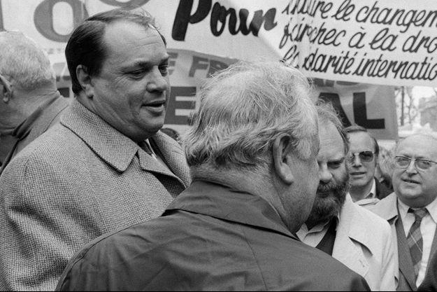 Marcel Debarge s'est éteint à l'âge de 86 ans.