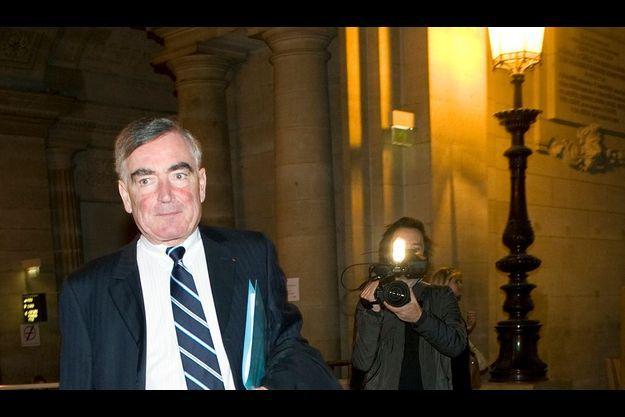 Jean-Claude Marin, procureur de Paris, l'un des magistrats les plus puissants de la République.