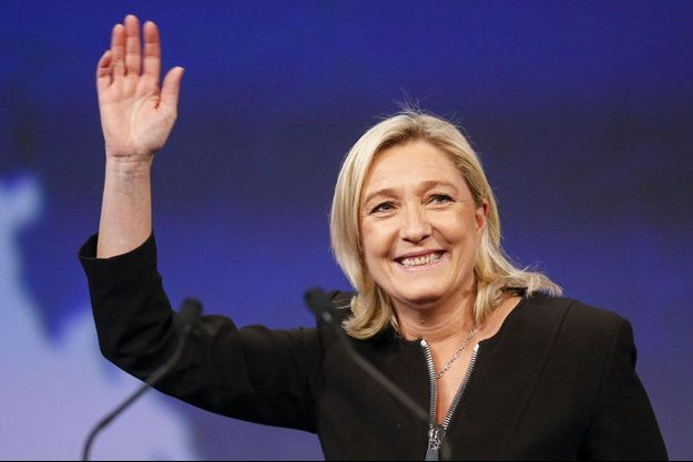 Marine Le Pen, le 29 novembre 2014.