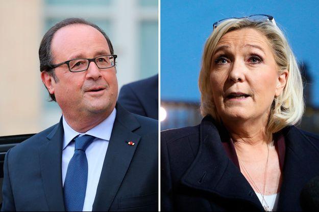 Hollande Le Pen