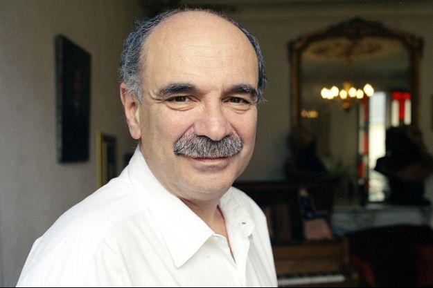 Le sociologue Michel Wieviorka.