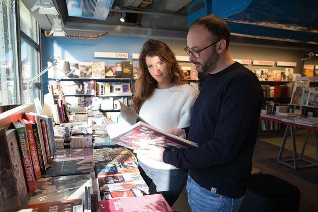 Cédric et Marlène Schiappa