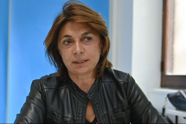 Martine Vassal, ici mi-juin.