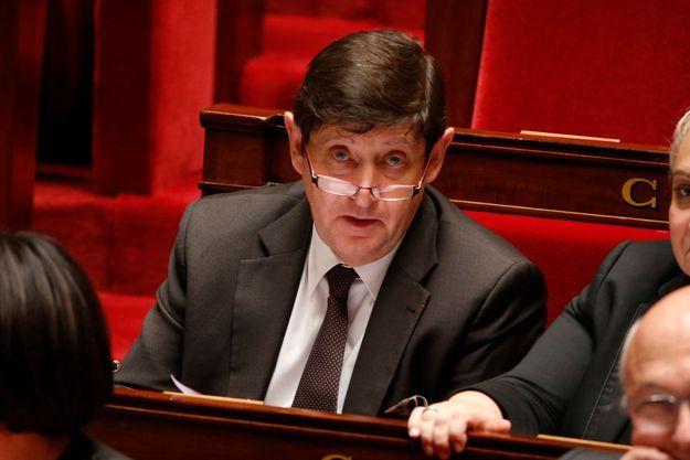 Le ministre de la Ville, de la Jeunesse et des Sports Patrick Kanner