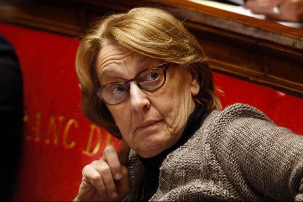 Marylise Lebranchu à l'Assemblée nationale, en février dernier.