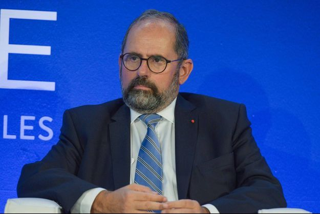 Le maire de Sceaux Philippe Laurent.