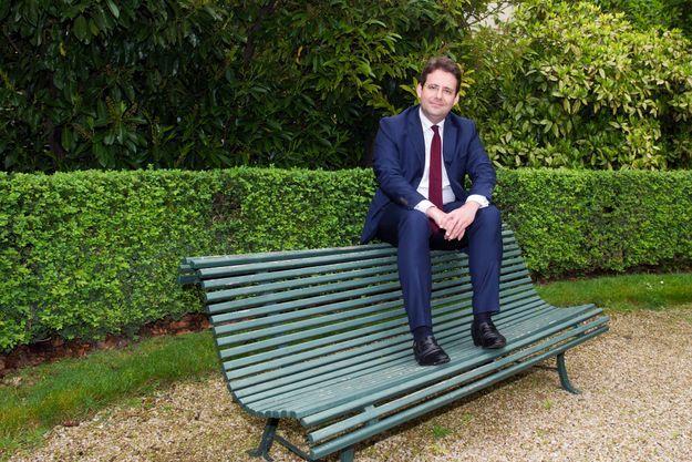 Matthias Fekl, secrétaire d'Etat au Commerce extérieur.