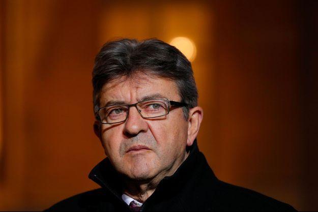 Jean-Luc Mélenchon en novembre dernier.