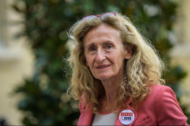 Nicole Belloubet, la semaine dernière à Matignon.