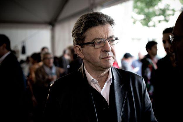 Jean-Luc Mélenchon en mai dernier.