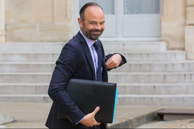 Edouard Philippe, ici à l'Elysée le 12 juin.