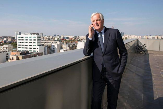 Michel Barnier, 70 ans, publie le 6 mai « La grande illusion », son journal secret du Brexit.