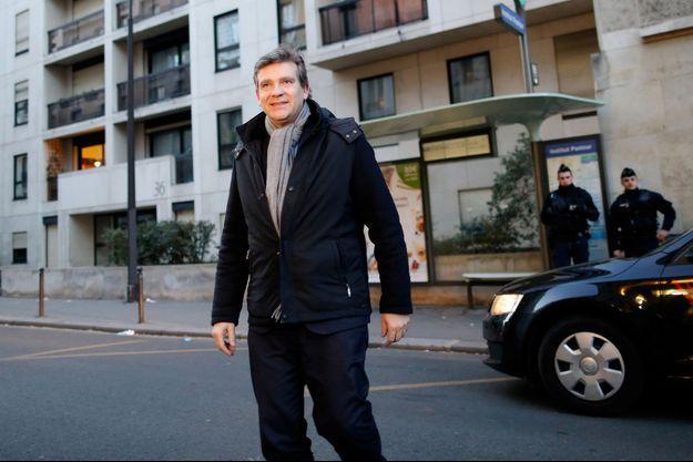 Arnaud Montebourg, ici en janvier dernier.